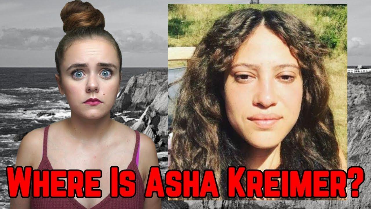 Misteri Hilangnya Asha Kreimer
