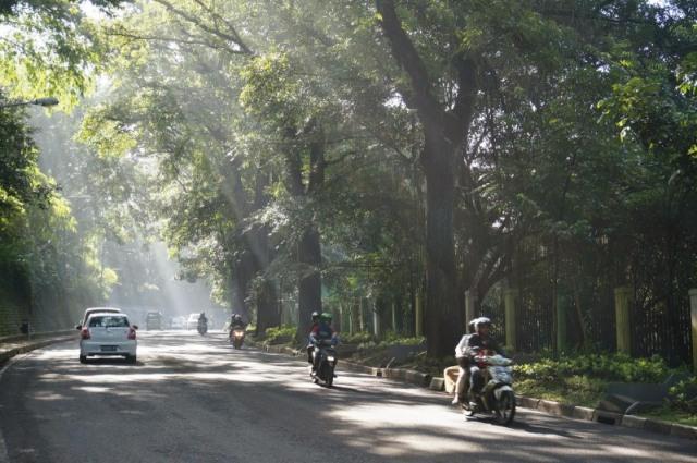 Jalan Siliwangi