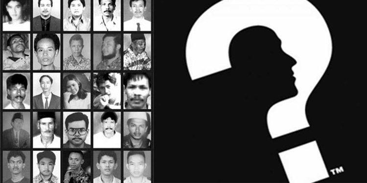 Misteri Kasus Orang Hilang di Indonesia, 13 Aktivis Politik hingga Pembantaian 1965