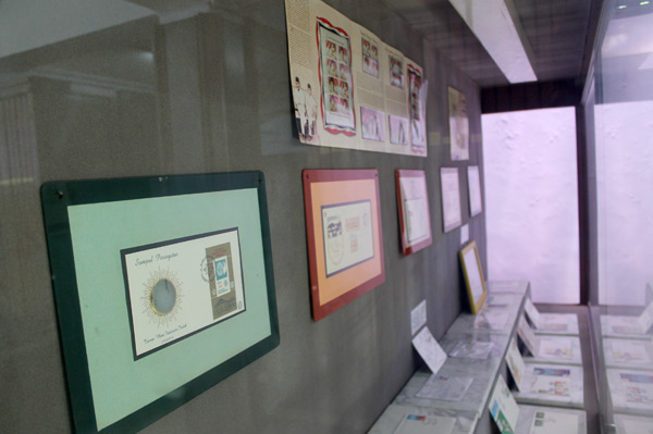 Koleksi Tak Ternilai Museum Pos Indonesia