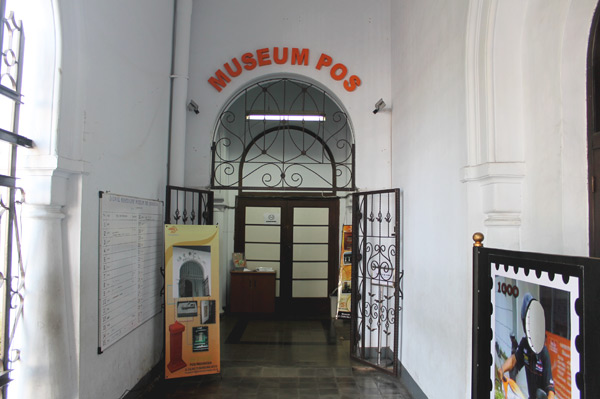 Misteri Museum Pos Bandung