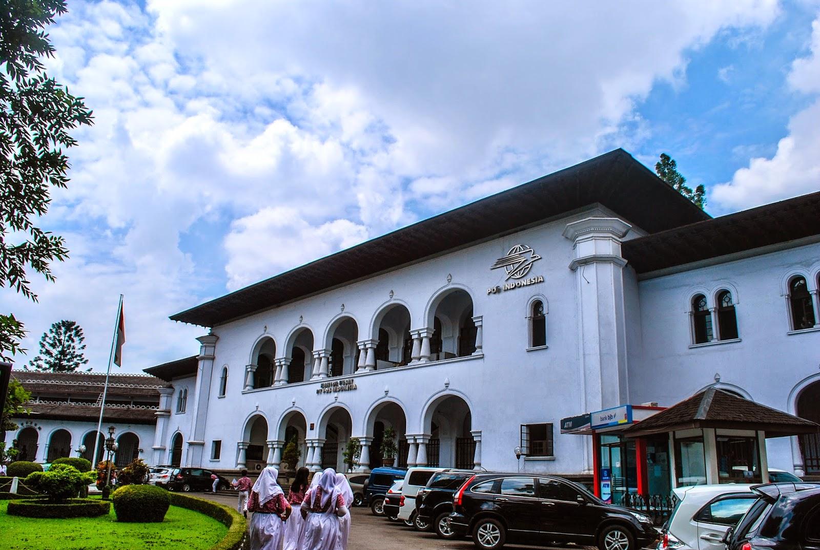 Misteri Museum Pos Indonesia Bandung dan Kisah Mistisnya