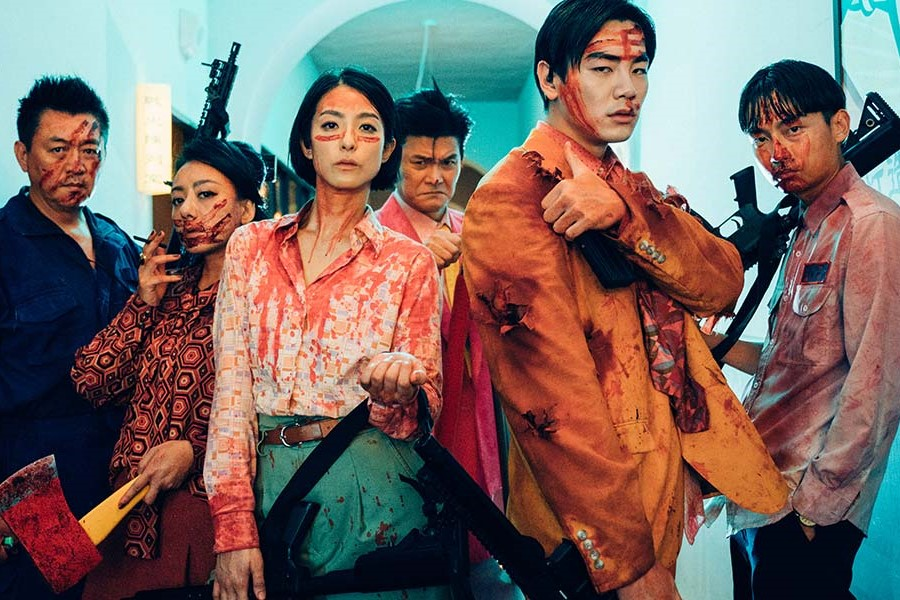 Review Film Get the Hell Out, Ketika Zombie Ditaburi Bumbu Komedi