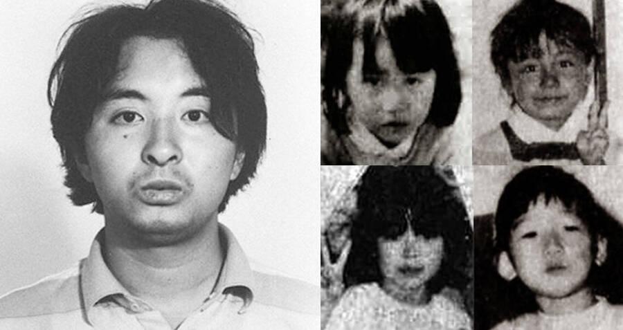 The Otaku Killer, Tsutomu Miyazaki Kriminal Pedofil dan Kanibal
