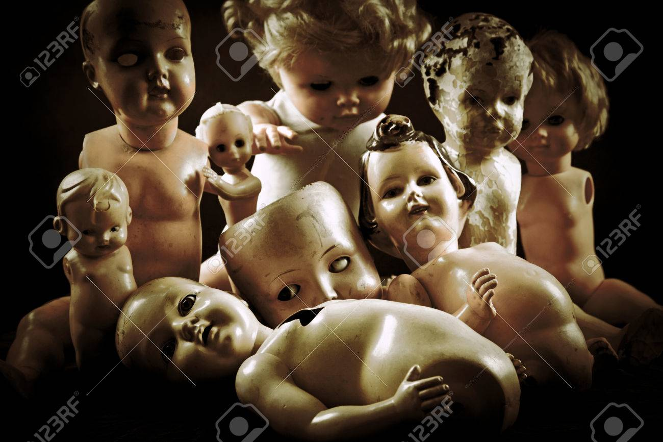 CreepyPasta Indonesia: Boneka