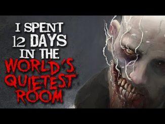 CreepyPasta Ruangan Paling Sunyi Di Dunia
