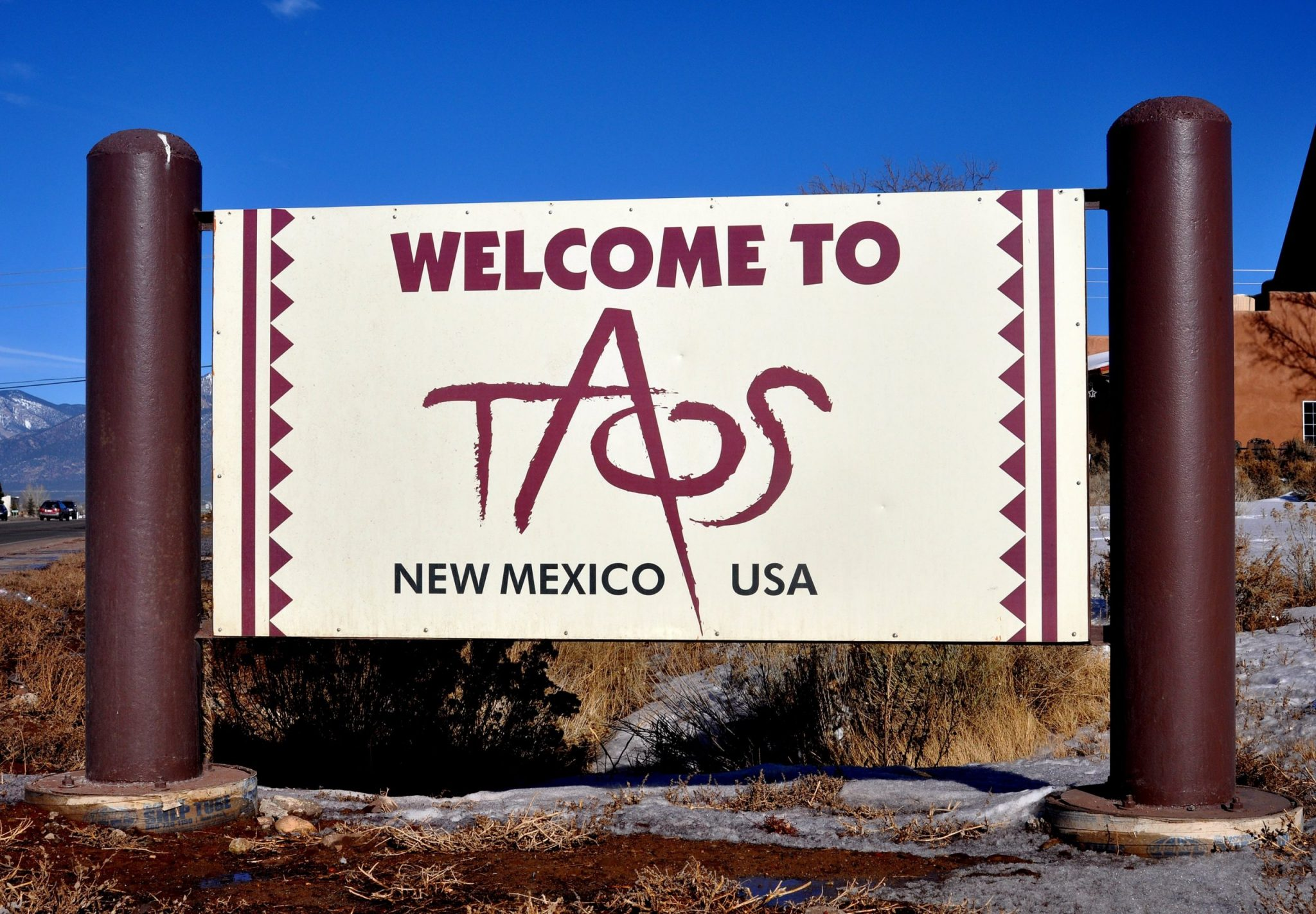 Fenomena Dengunan Taos