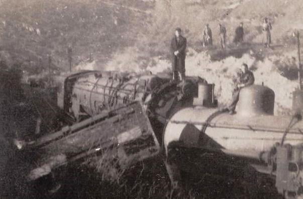 Foto Pada Saat Kecelakaan