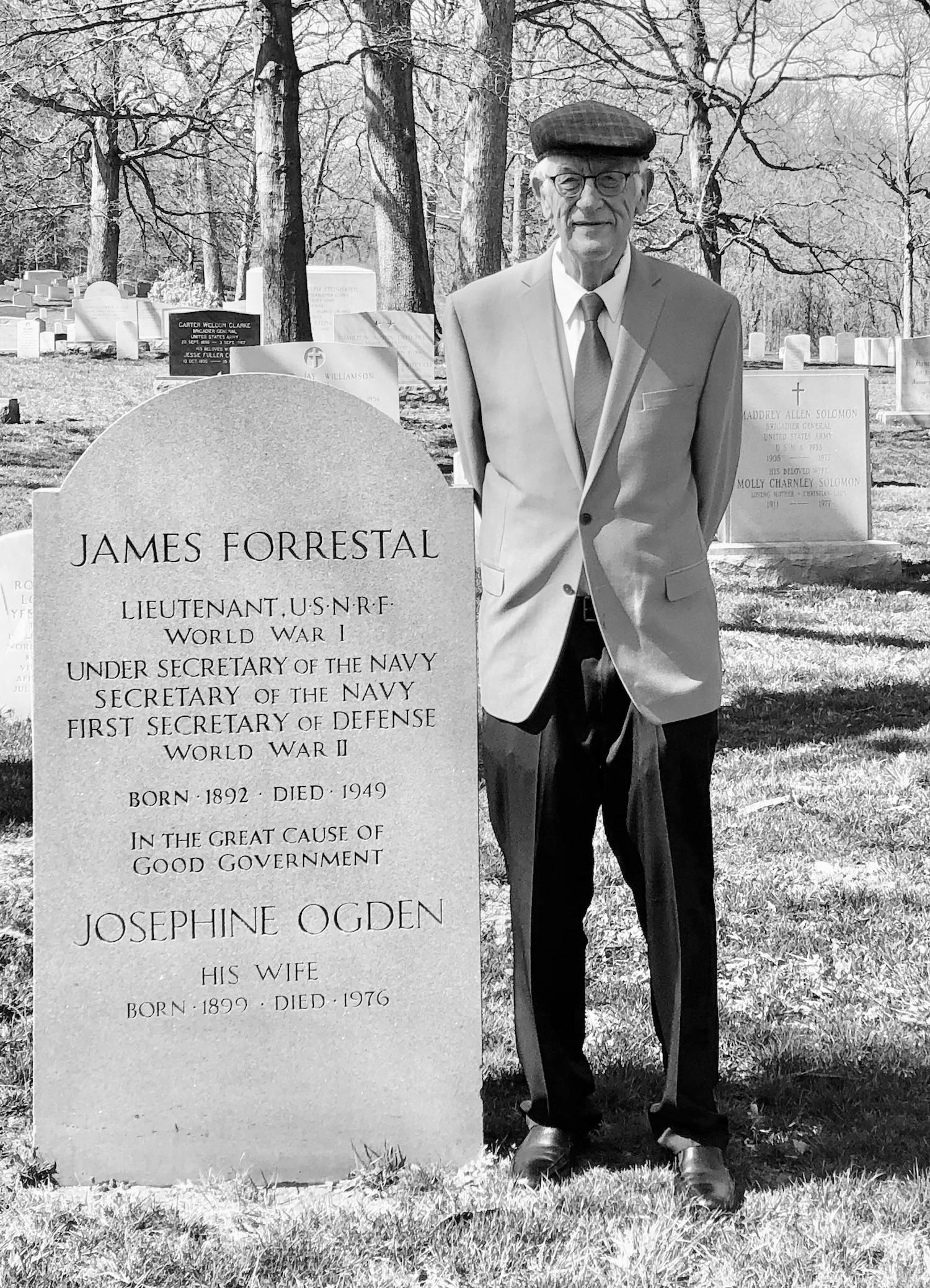 Misteri Kematian James Forrestal