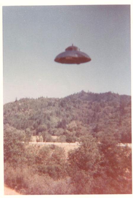 Bukti Penampakan UFO Daniel Fry
