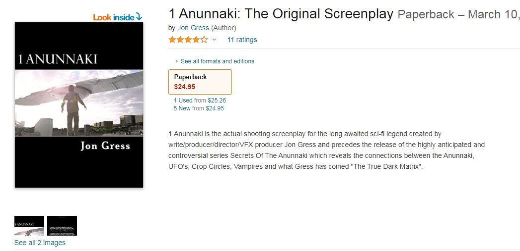 Naskah Film 1 Anunnaki di Amazon
