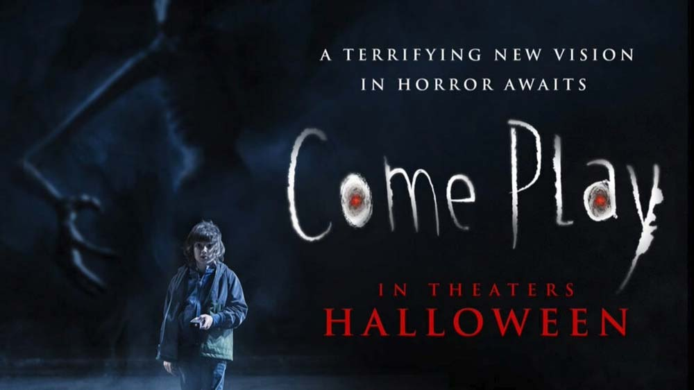 Review Film Come Play, Perpaduan Horor Creepypasta Dengan Drama Keluarga
