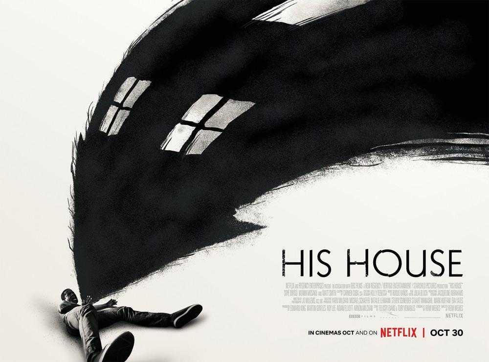Review Film His House, Teror Netflix Dari Dunia Nyata dan Supranatural