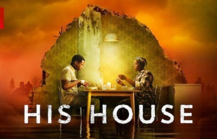 Review Film His House