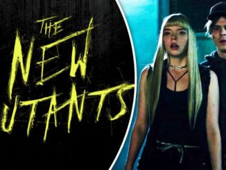 Review Film The New Mutant