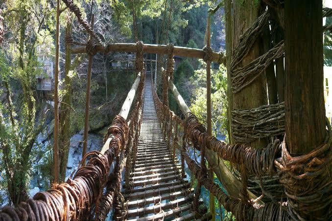 Tempat Angker di Jepang Jembatan Oiran Buchi