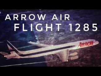 Misteri Kecelakaan Pesawat Gander, Arrow Air Flight 1285