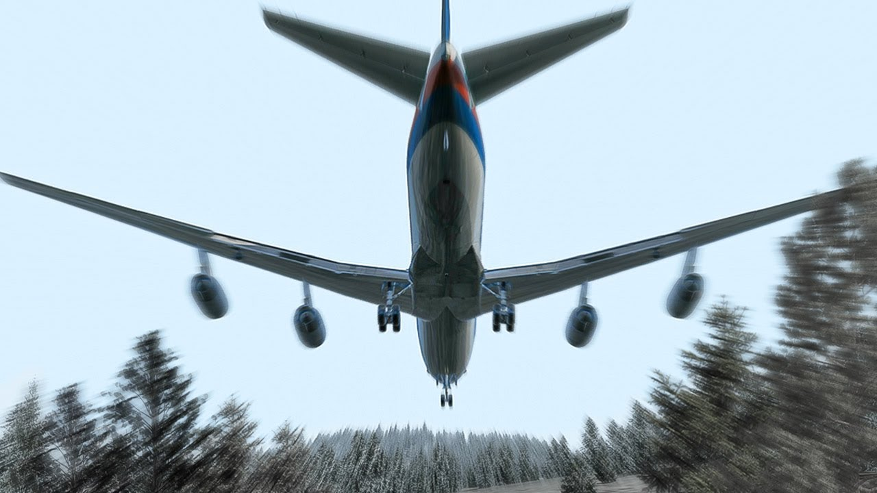 Misteri Kecelakaan Pesawat Gander