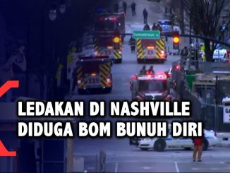 Misteri Ledakan di Nashville Saat Pagi Natal