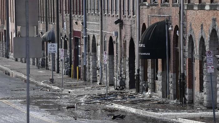 Misteri Ledakan di Nashville