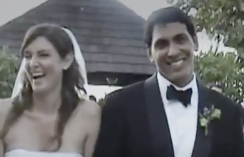 Pernikahan Rey Rivera dan Allison