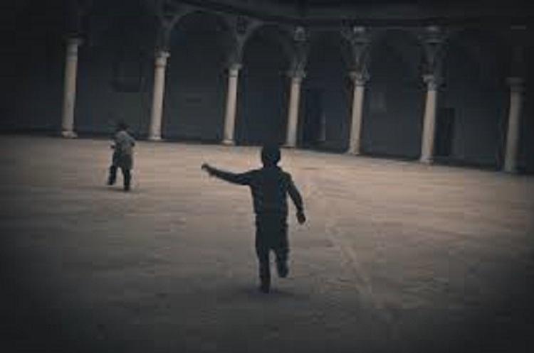 Dark Riddles: Bocah yang Berlari