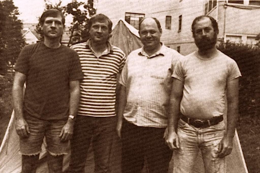 Empat Pria Allagash