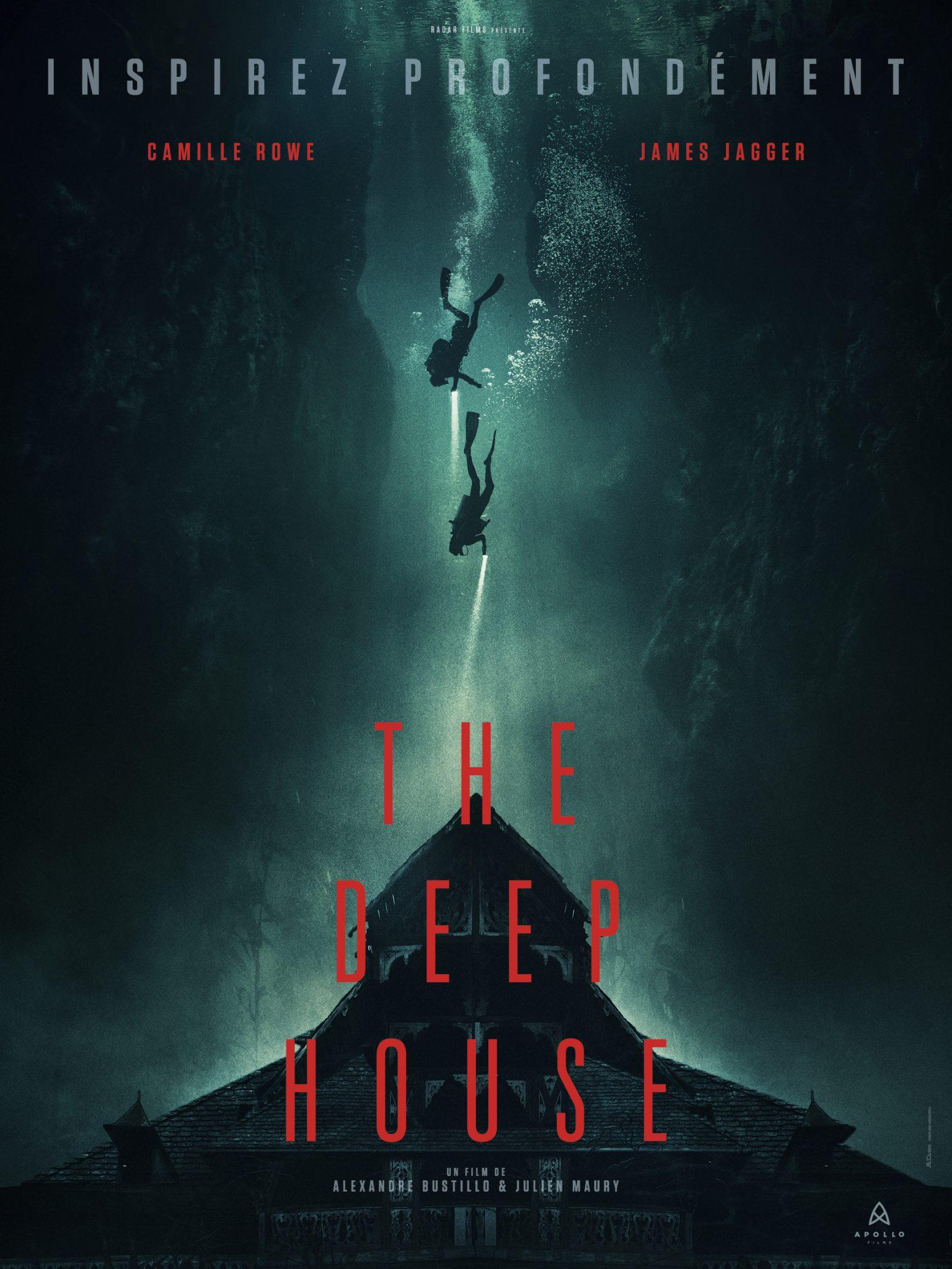 Film Horor 2021 The Deep House