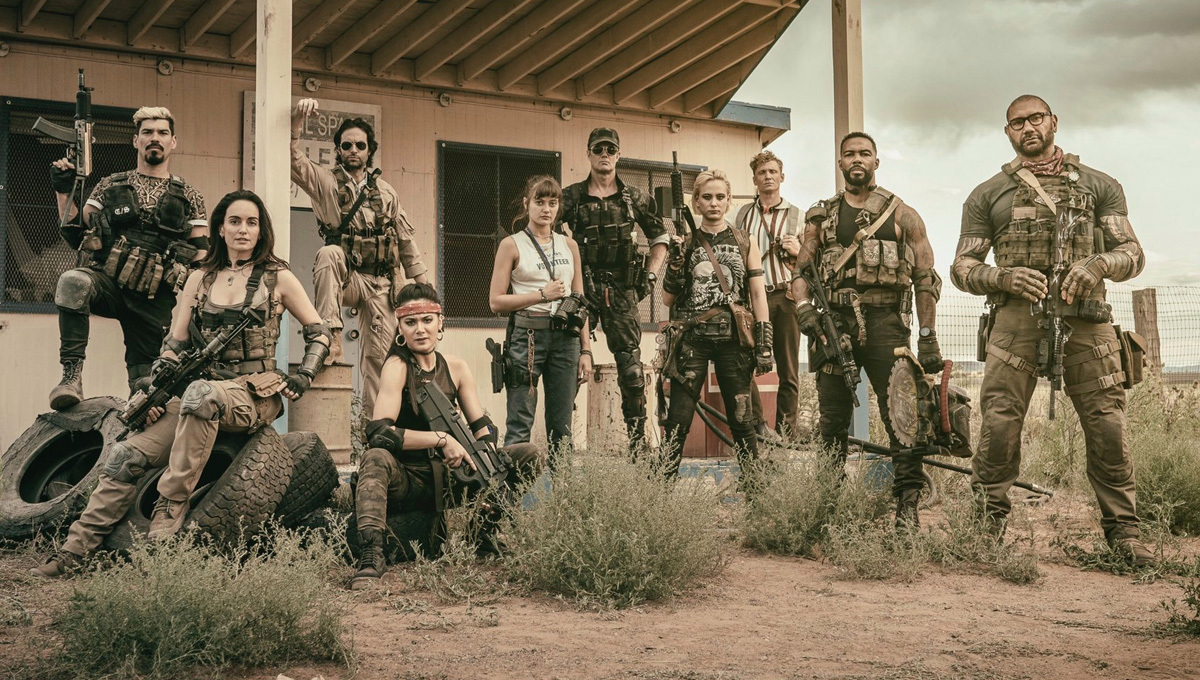 Film Horor Army of the Dead
