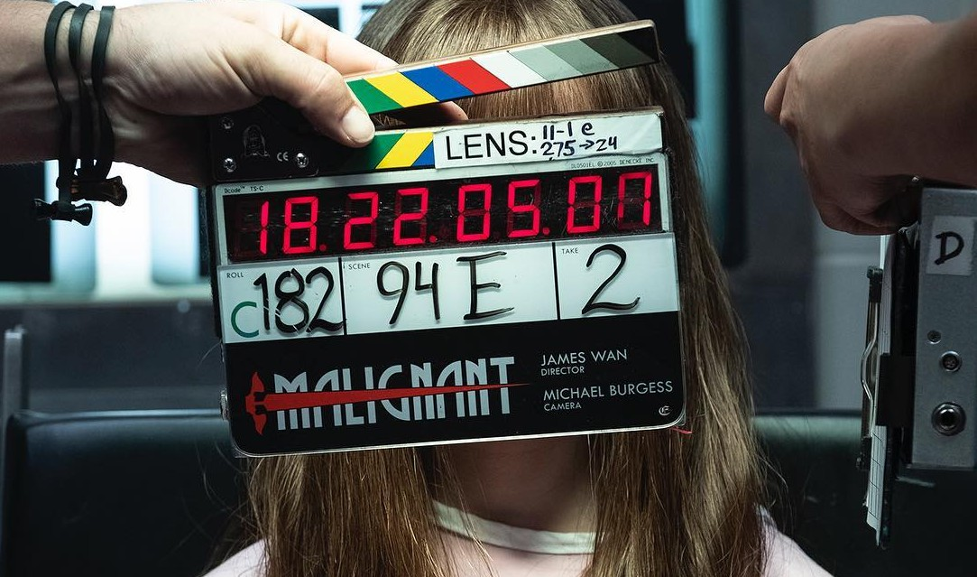 Film Malignant 2021