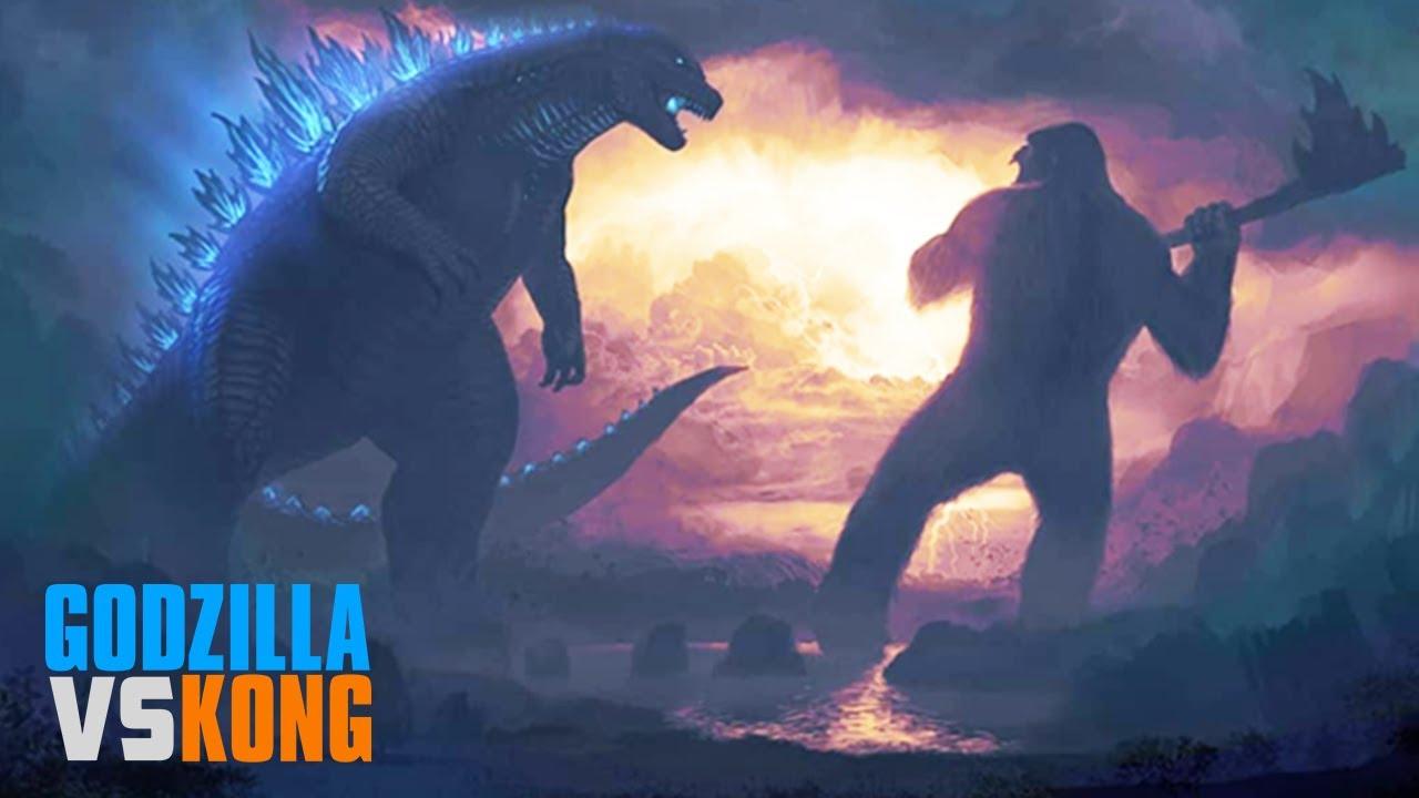 Film Monster Godzilla vs Kong