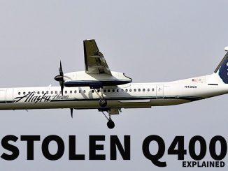 Kasus Aneh Insiden Pesawat Q400 Horizon Air