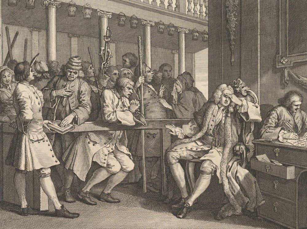 Kasus Aneh William Harrison dan Keluarga Perry