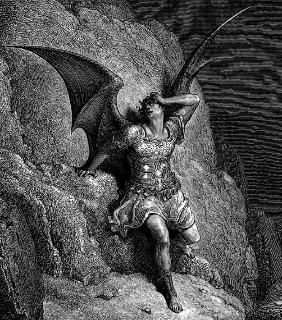 Lucifer Malaikat Terkutuk