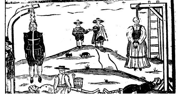 Misteri Campden Wonder, Kasus Aneh William Harrison dan Keluarga Perry