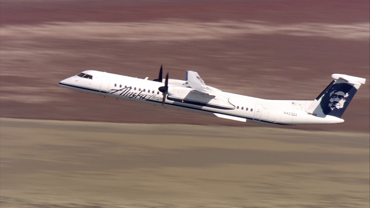 Pesawat Q400 Horizon Air