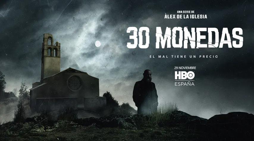Review Film Serial 30 Coins, Kisah Horor Unik tentang Proporsi Alkitab