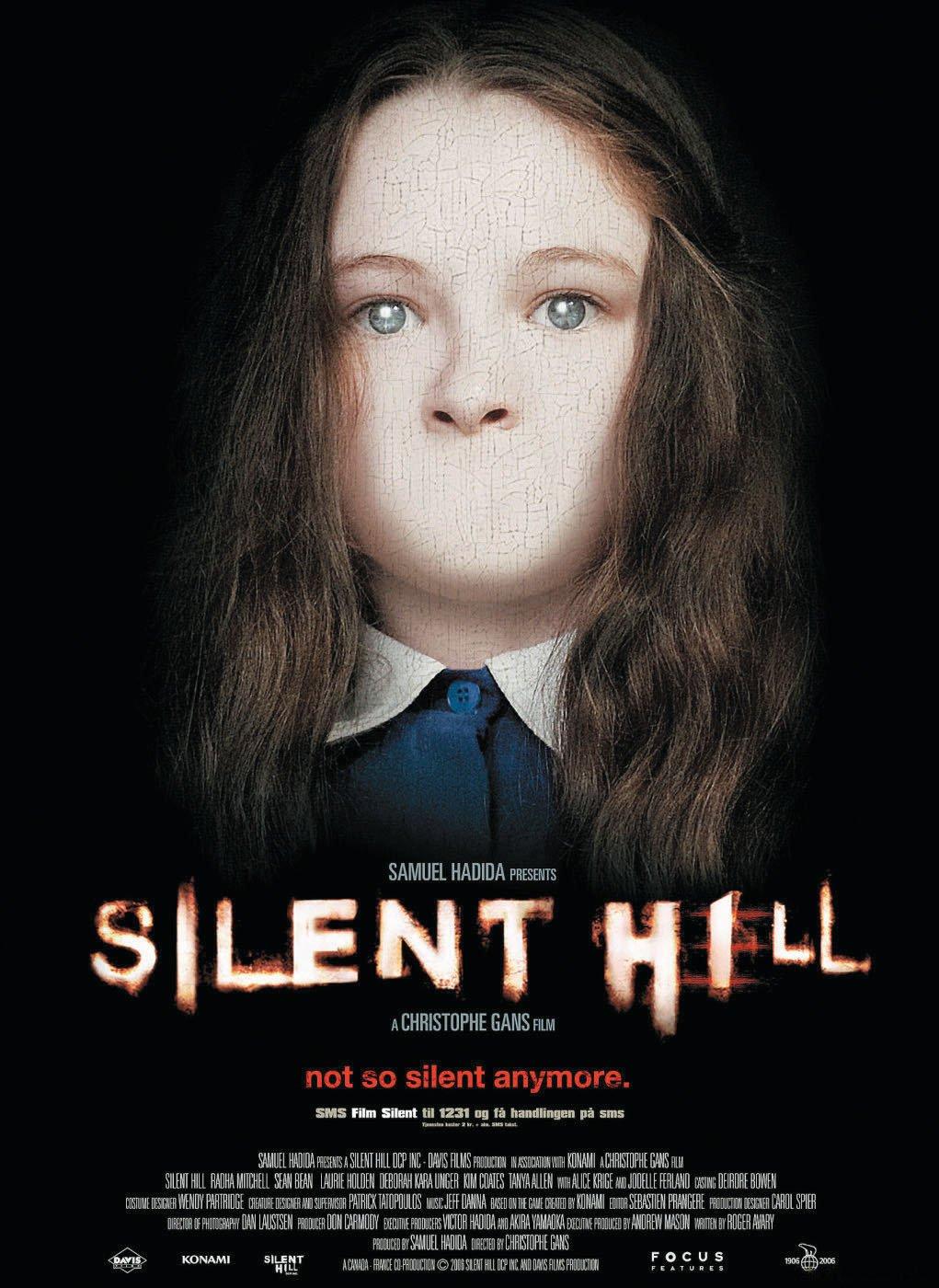Silent Hill Film Horor Kultus Sesat