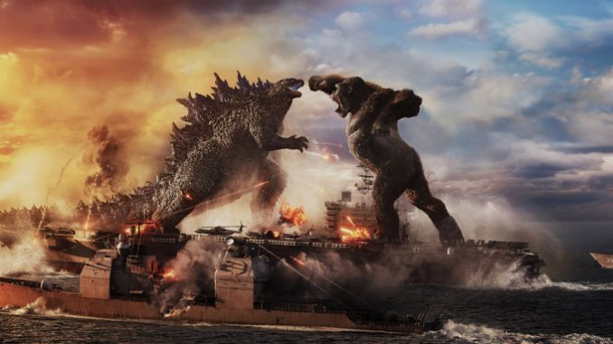 Trailer Godzilla vs Kong Film Monster Raksasa Terepik