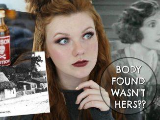 Ada Constance Kent, Aktris Inggris Yang Hilang Secara Misterius