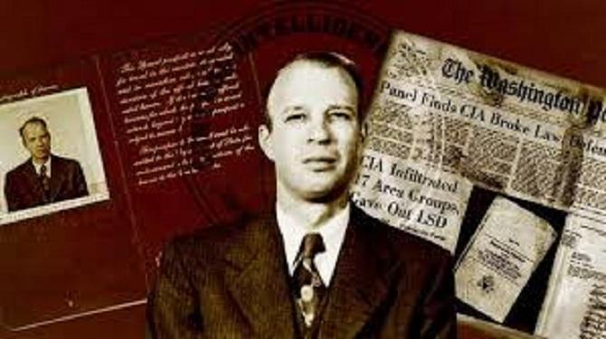 Kematian Misterius Frank Olson dan Eksperimen CIA