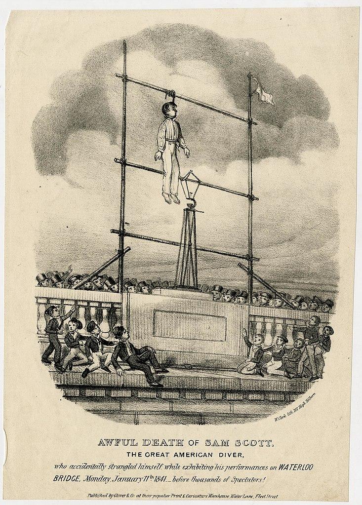 Kematian Samuel Gilbert Scott Yang Mengerikan