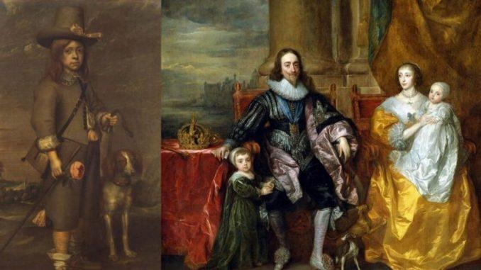 Kisah Kurcaci Ratu Henrietta Maria