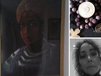 Mel Hamilton Wanita Yang Diteror Lukisan Berhantu