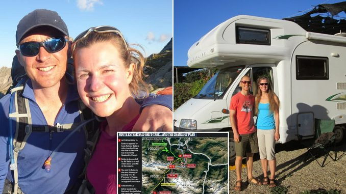 Misteri Hilangnya Esther Dingley di Pegunungan Pyrenees