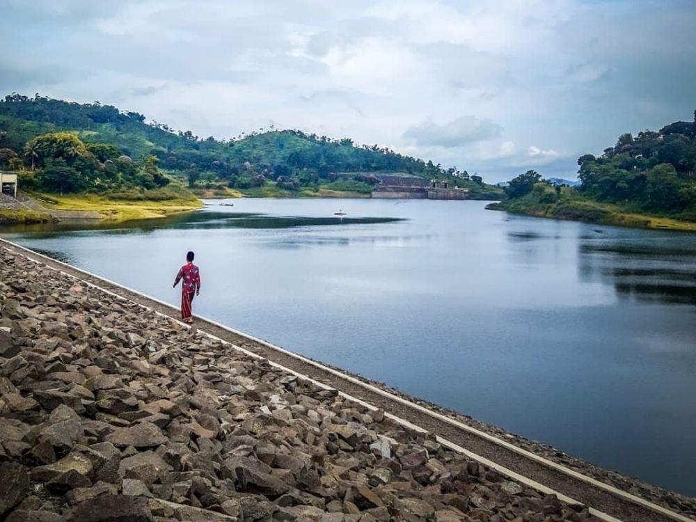 Misteri Waduk Saguling Bandung dan Mitosnya