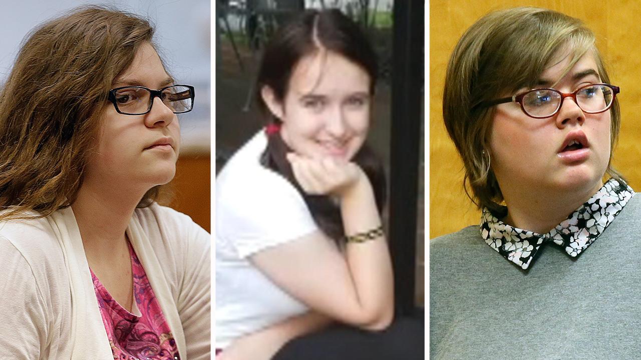 Morgan Geyser, Payton Leutner, Anissa Weier