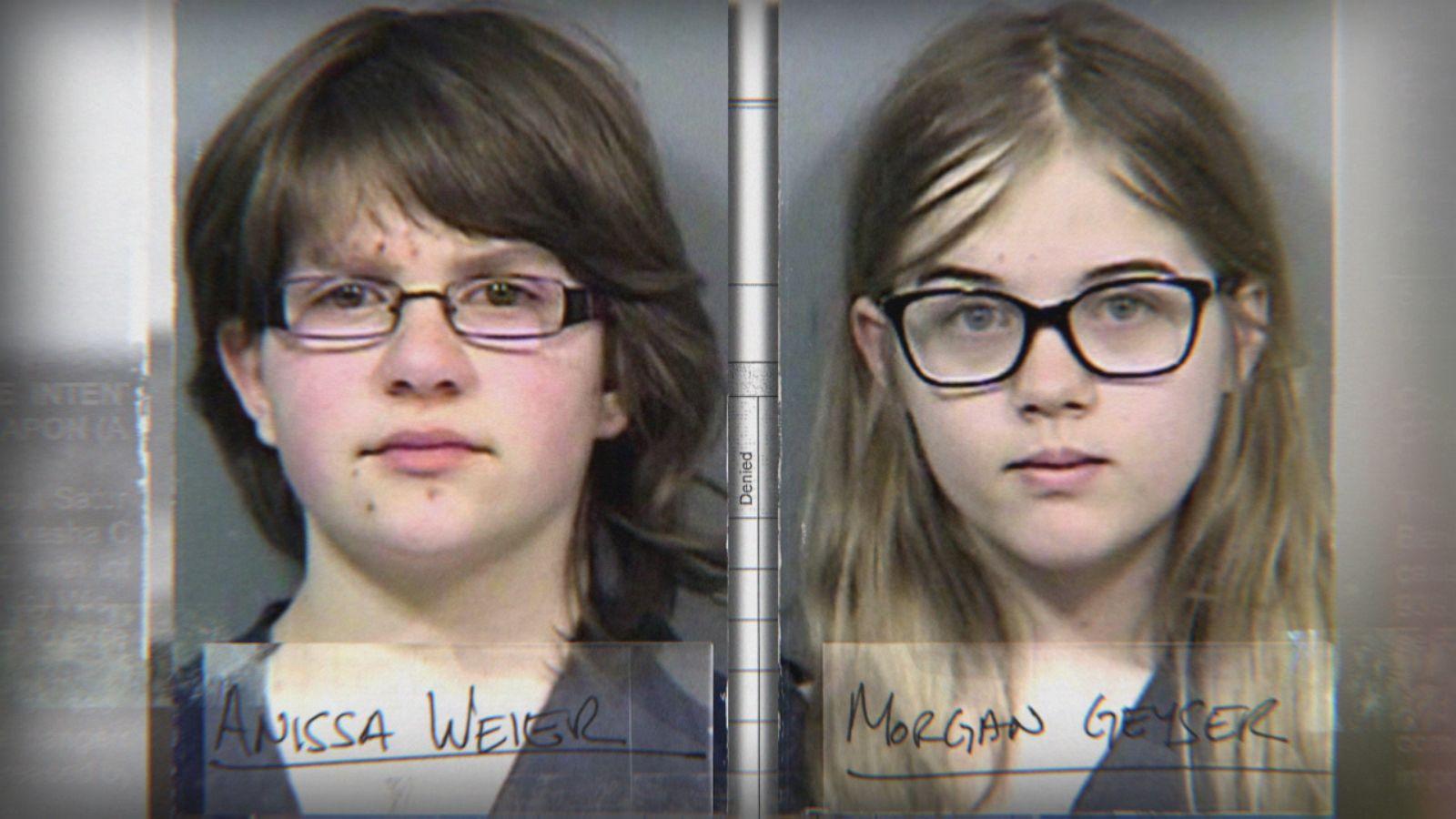 Morgan Geyser dan Anissa Weier 12 tahun