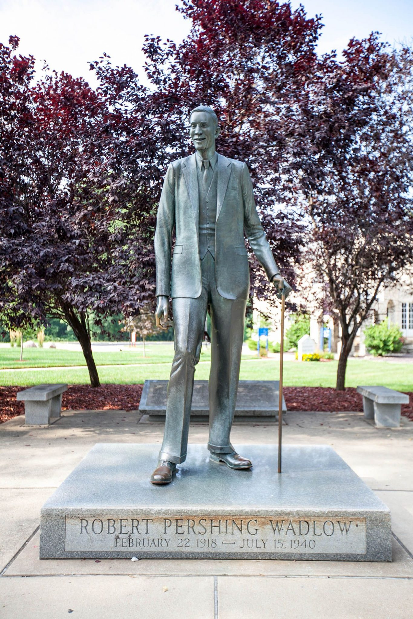 Patung Robert Wadlow