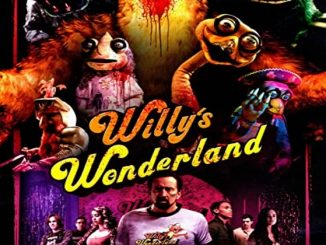 Review Film Willy's Wonderland